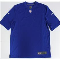 Nike NFL Royal Mens Custom Game Jersey