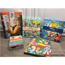 CHILDREN BOOKS - Percy Jackson - Greek - Hero & 3 Disney StoryBook Collections