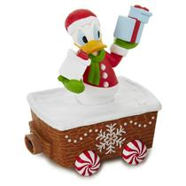 Hallmark Wireless Decoration 2016 Donald Duck Disney Christmas Express XKT2134NT