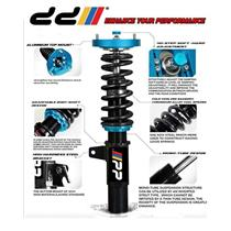 DD 40 STEP Coilovers Coilover Shock Damper Suspension  FIT FORD FIESTA MK5 02~08