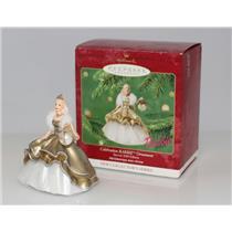 Hallmark Keepsake Series Ornament 2000 Celebration Barbie #1 - #QXI6821