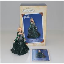Hallmark Keepsake Series Ornament 2004 Celebration Barbie #5 - #QX8604-SDB