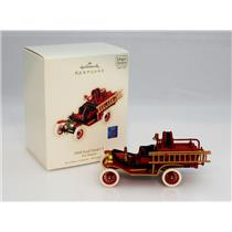 Hallmark Ornament 2008 Fire Brigade #6 - 1908 Ford Model T Fire Engine - #QX2891