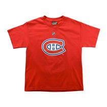 NHL CN Montreal Canadiens Andrei Kostitsyn Youth Player T-Shirt