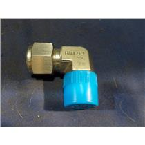 Ham-Let 1/2 Tube OD x 1/2 NPT MALE PIPE ELBOW CONNECTOR 316