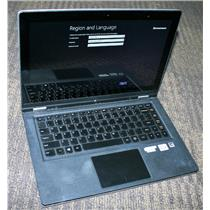 Lenovo IdeaPad Yoga 13 Ultrabook Intel Core i5 Laptop Notebook FOR PARTS REPAIR