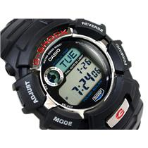 Casio G-2310R-1 Black G-Shock Watch. New in Box w/ Instructions&Warranty