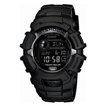 Casio GW-2310FB-1 All Matte Black G-Shock Watch. Atomic Timekeeping and Solar.