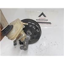 03-07 SAAB 9-3 2.0T brake booster master cylinder 13126741 93145747