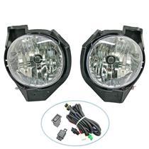 1 Pair Front Bumper Fog Light Lamp Fits Toyota Hilux Vigo KUN25 KUN26 09-11