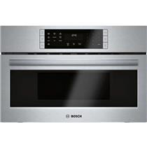 "Bosch 800 27"" Speed Oven Stainless Steel Convection Cooking HMC87152UC Excellent"