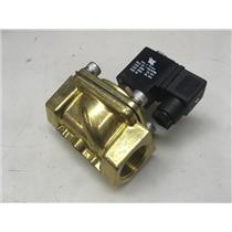 TSII Direct Acting Solenoid Valve Model 211 120VAC 200 Series