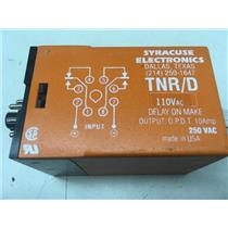 Syracuse Electronics TNR/D00303 Timer Relay