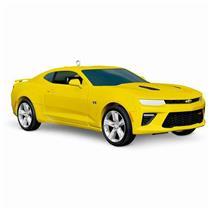 Hallmark Keepsake Ornament 2016 Chevrolet Camaro - Yellow Bumblebee - #QXI3204