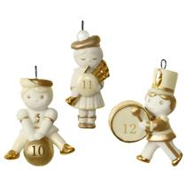 Hallmark Miniature Ornaments 2016 Days 10-12 Little Days of Christmas - #QRP5941