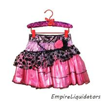 SIZE 6-10 Ever After High Briar Petti Skirts w/ Fancy Hanger -A