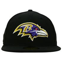 Baltimore Ravens New Era NFL On Field Cap