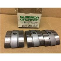 (Lot of 3) Superior Cincinnati Super-Grip Collet Pads 1026 201 2375