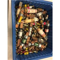 38 lbs of Assorted Fuses for Silver Recovery
