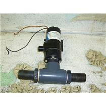 Boaters' Resale Shop of TX 1610 2122.45 JABSCO 18590-2092 MACERATOR WASTE PUMP