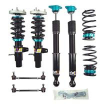 DD 40 STEP Coilovers Coilover Shock Suspension FORD Fiesta ST XR4 Mk5 02-08