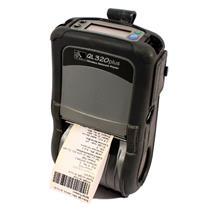 Zebra QL320 Plus Q3C-LUNAVS00-00 Direct Thermal Mobile Label Printer USB WiFi
