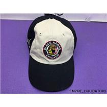 """FAN FAVORITE """"Chicago Black Hawks"""" One Size Hat w/ Tags"""