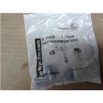 Ifm E11505 Wirable Plug