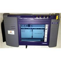 JDSU ACTERNA FST 2000 TEST PAD W/FST-2209 SERVICE MODULE V6 512MB