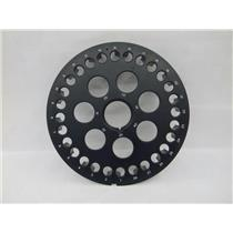 Generic  Sample Holder Carousel Tray,P/N:066176 PC/PBT, 17 in Diameter