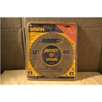 "Irwin Marathon 12"" Circular Saw Blade, 14080 for Portable Bench Saws"
