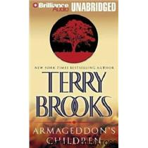 BRAND NEW Armageddons Children Genesis Of Shannara Series - TERRY BROOKS -A