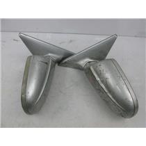 Power Folding Auto Flip Side Mirror 96-00 JDM Honda Civic EK 4 Door EK4 Silver
