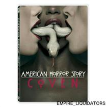 BRAND NEW - American Horror Story: Coven Complete 3RD Season - DVD - SEALED