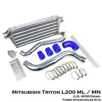 Turbo Intercooler Kit Fits Mitsubishi Triton L200 ML MN 05-14 2.5L 4D56 Diesel