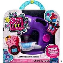 Sew Cool Sewing Machine Bonus Pack Exclusive in Purple 6 YEARS & UP - NEW