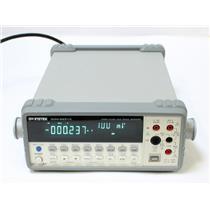 GW Instek GDM8251A 120000 Counts 5 1/2 Digit Dual Display Digital Multimeter