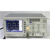 GW Instek GDS-2102 2 Channel 100MHz 1GSa/s Digital Storage Oscilloscope