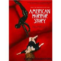 NEW - American Horror Story: The Complete First Season [DVD, 4 Discs]
