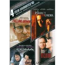 BRAND NEW Michael Douglas Collection: 4 Film Favorites [2 Discs] (dvd)