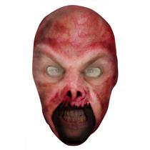 Skinned Alive Fire Demon Ghoul Nylon Full Stocking Mask for Halloween