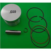Cummins Onan 112-0365-02 Generator Piston and Ring Set 0.020