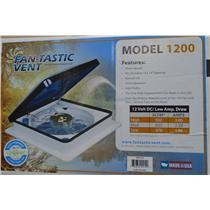Fan-Tastic 801200 1200 Series RV Trailer Motorhome Manual Powered Roof Vent