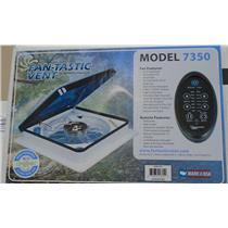 Fan-tastic RV Vent 807350 Thermostat, Rain Sensor, Digital Remote