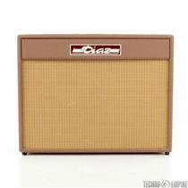 """DIAZ CD100 1x15"""" Guitar Tube Combo Amplifier Amp Owned by Jerry Finn #27288"""