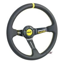 350mm SB Style PVC Deep Dish Racing Steering Wheel Fits SPARCO OMP MOMO Boss Kit