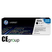 Genuine Sealed HP 304A Black Toner Cartridge CC530A [56]