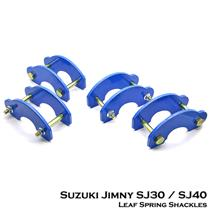 Suzuki Jimny Samurai Front + Rear Lift Kit Leaf Spring Shackle SJ410 / SJ413
