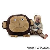 Maya The Monkey with Lil Buddy Bagimals Bean Bag W/ Tags