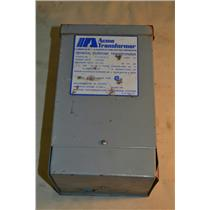 ACME GENERAL PURPOSE TRANSFORMER T-2-53010-S 240/480 HV 120/240 LV 1.0 KVA